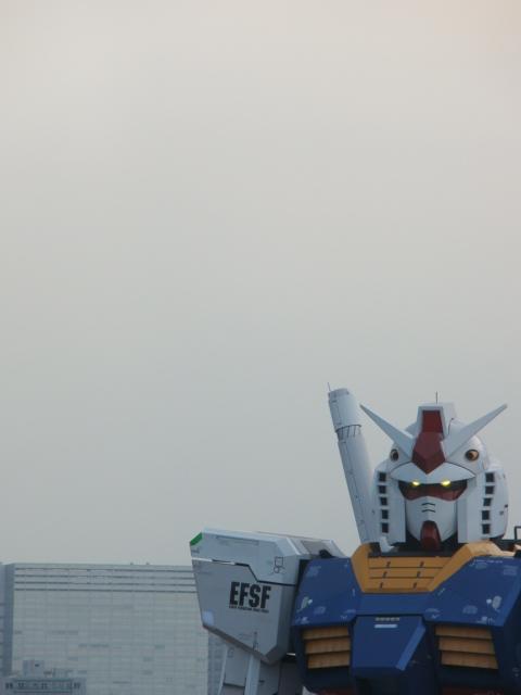 2009年ナツ お台場ガンダム 002.jpg
